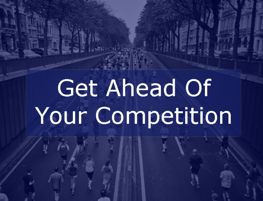 Why Competitors Get more Cases than You